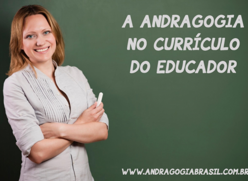 Andragogia no currículo do educador
